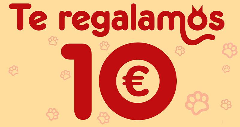 10€ de descuento en sección de mascotas en ECI