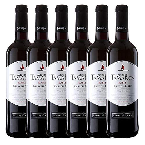 6 botellas Altos De Tamaron Roble D.O. Rib. Duero