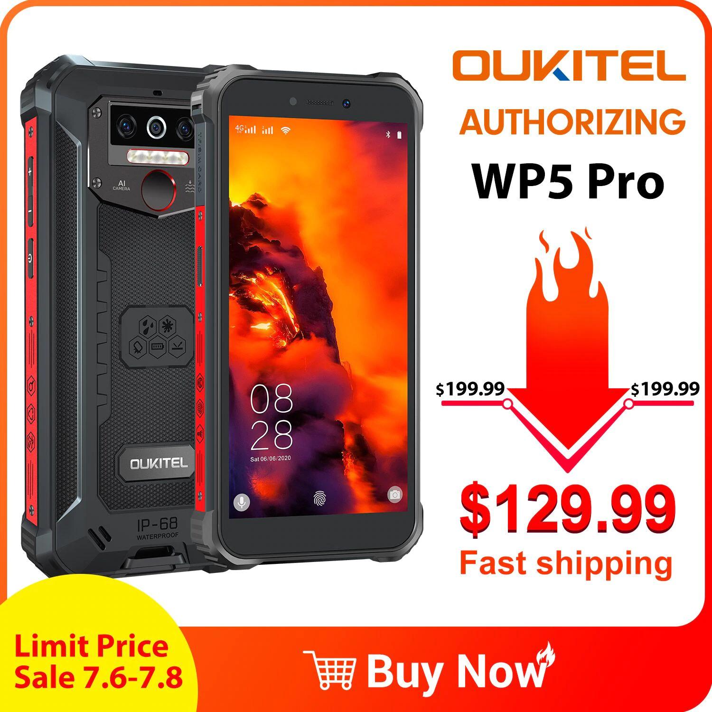 Oukitel WP5 Pro en descuento