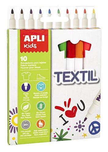 APLI Kids Textil - Rotuladores