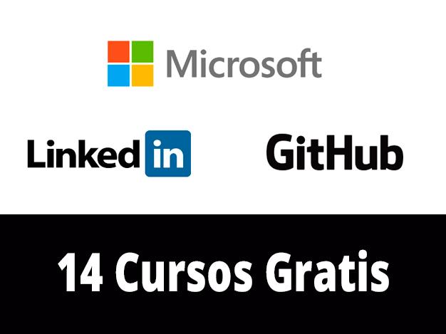 14 cursos gratis de LinkedIn y Microsoft para encontrar trabajo