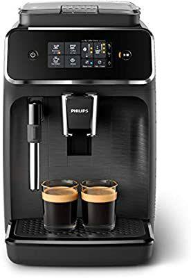 Cafetera superautomática Philips EP2220/10 de Acero Inoxidable