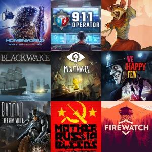 Recopilatorio :: Varios Juegos para Steam 92%