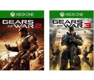 Gears of War 2 o 3 para Xbox 360