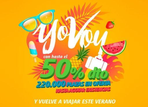 YoVoy Renfe 50%