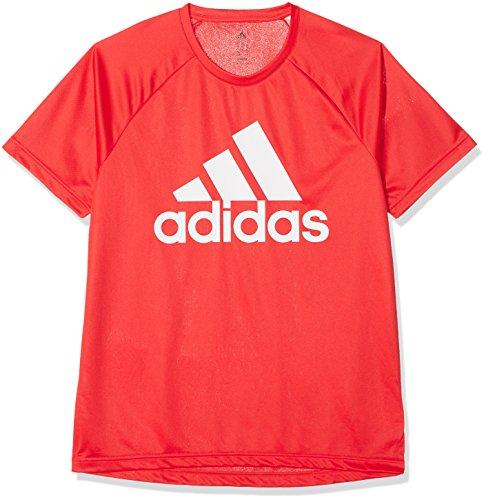 adidas D2m Logo - Camiseta talla M.