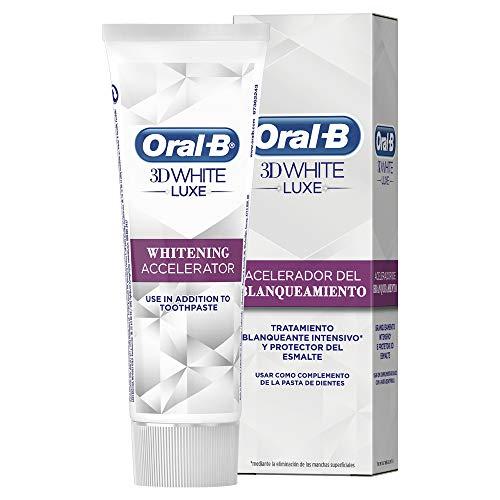 Oral-B 3D White Luxe Acelerador De Blanqueamiento - 75 ml