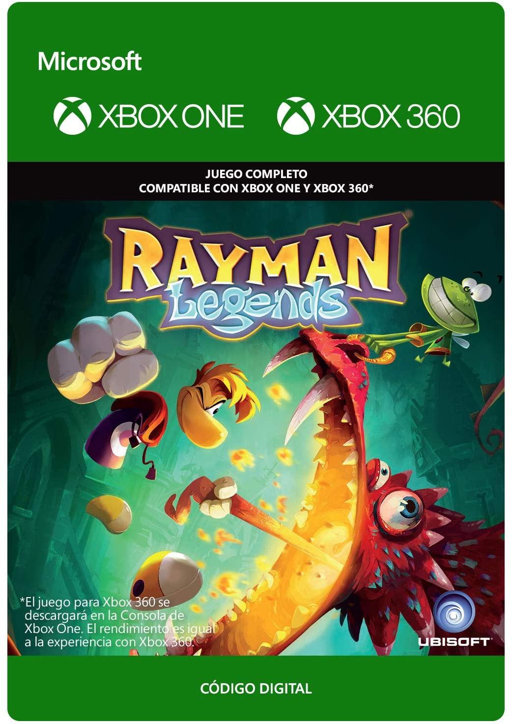 Rayman Legends para Xbox