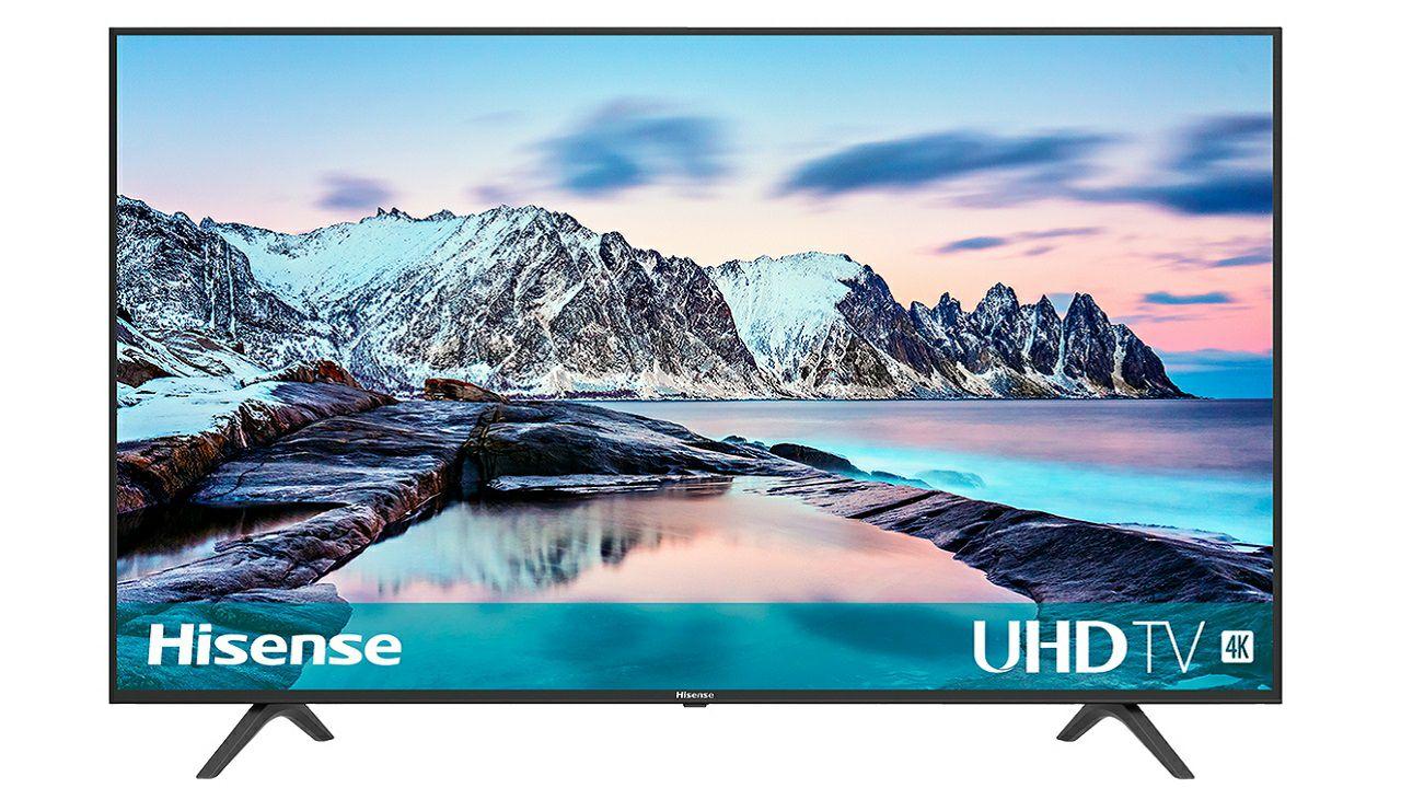 "Hisense 50B7100 50"" LED UltraHD 4K"
