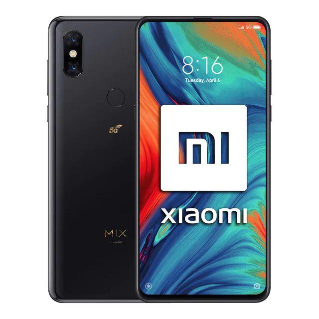 Xiaomi Mi Mix 3 5G, Negro, 128 GB