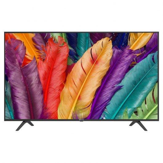 """Hisense 507100 50"""" ultra hd , es una gran oferta por esta TV perfecto por su HDR 10 e imagen no hay nada mejor calidad en precio y pulgadas."""
