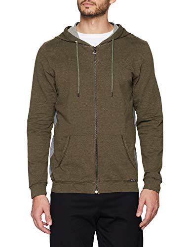 TALLA L - Skiny Sloungewear, Sudadera Deportiva para Hombre