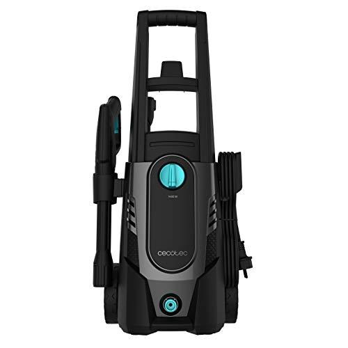 Cecotec hidrolimpiadora HidroBoost 1600. Compacta, potente y portátil. Máx potencia 1600 W. Caudal máx 426 l/h 135 bar
