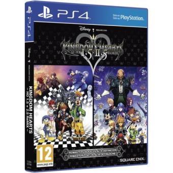 Kingdom Hearts HD 1.5 + Kingdom Hearts 2.5 Remix PS4 [Precio Socio]