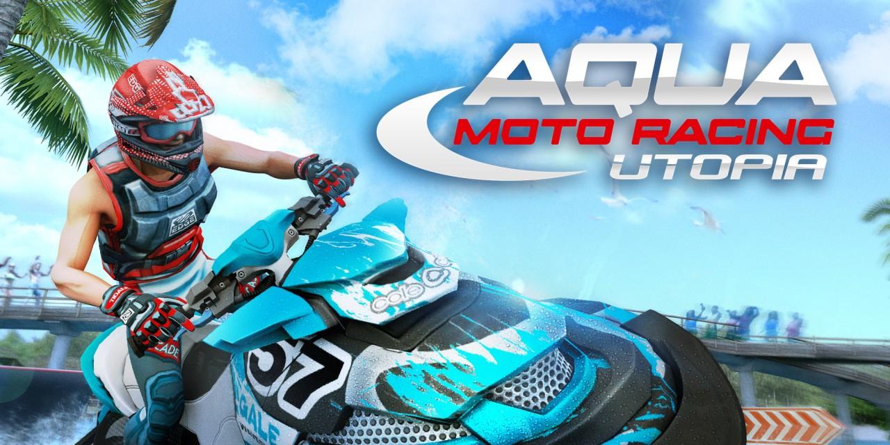 Aqua Moto Racing utopia y Snow Moto Racing freedom nintendo switch