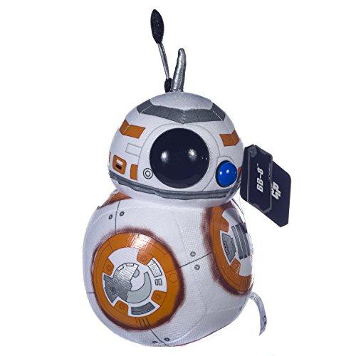 Star Wars Peluche BB8 Deco. 25,40cm con caja