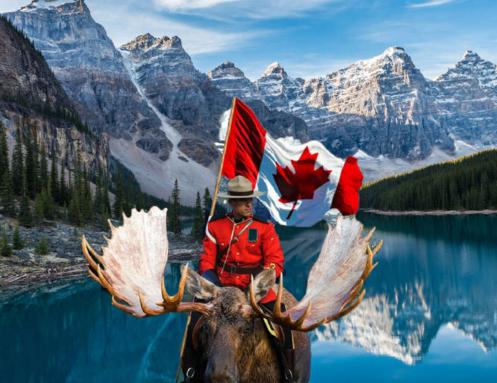 Vuelos (directos) a Canadá desde 340€ ida y vuelta