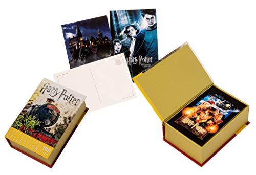 Colección de Postales: Harry Potter y Juego de Tronos