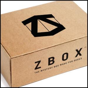 ZBOX Suscripción Mensual y de regalo una Zbox anterior