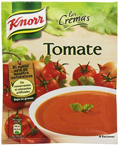 20 sobres de sopa de tomate por 6,65€ (0,33€/unidad)