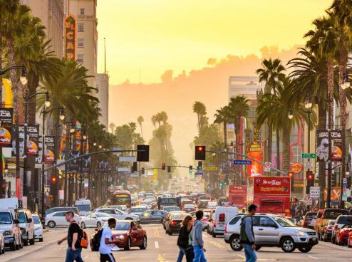 California: 7 noches en hotel con desayunos y vuelos incluidos solo 518€