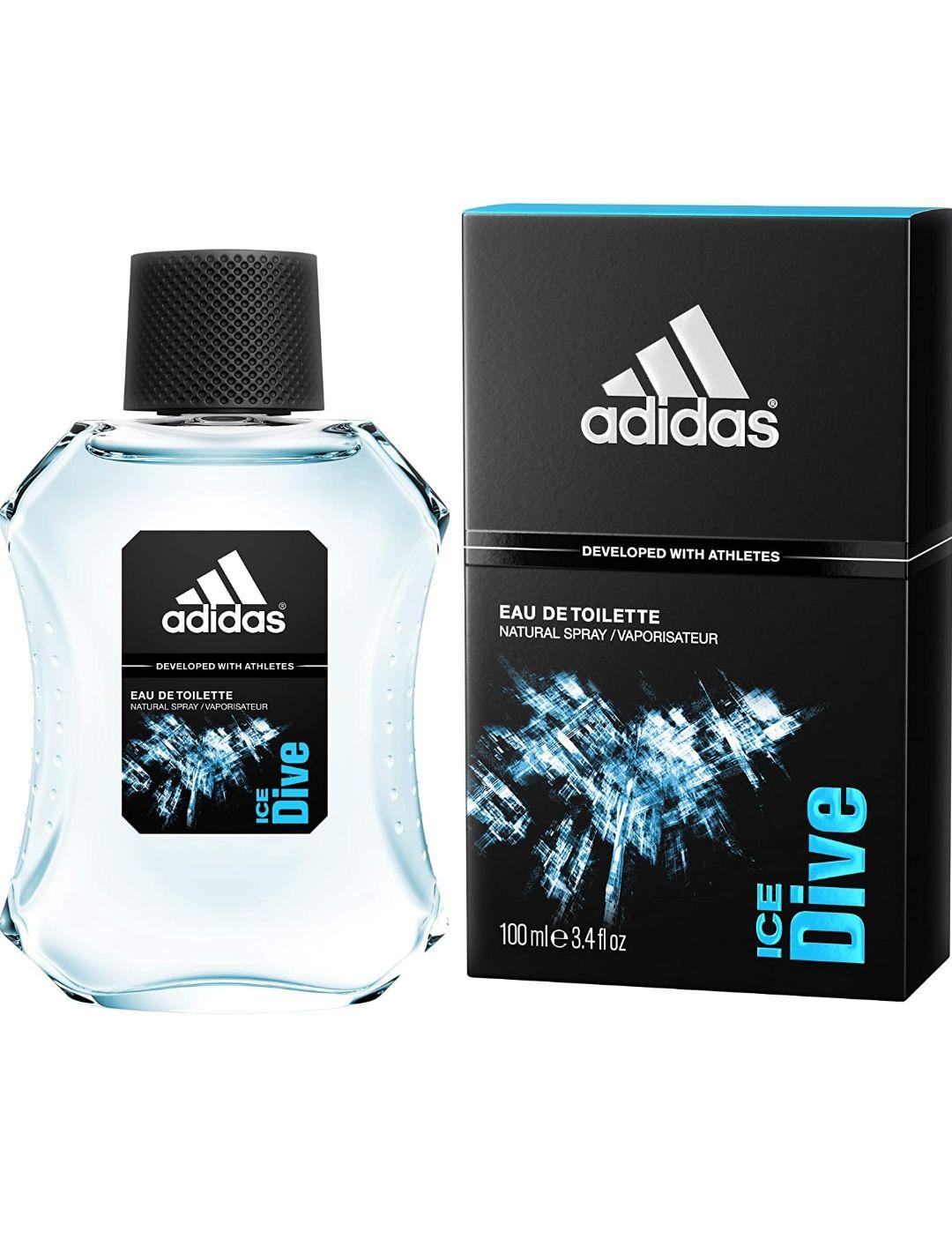Adidas Ice Dive Eau de Toilette para Hombre - 100 ml