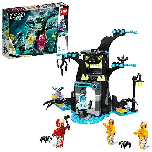 LEGO Hidden Side set caza fantasmas