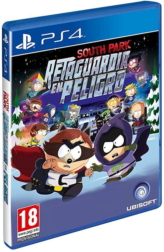 South Park: Retaguardia En Peligro - Standard Edition [PS4]