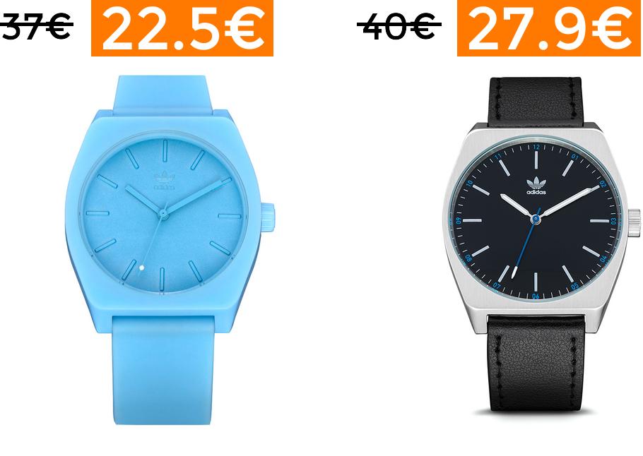 Descuentazos en selección relojes ADIDAS