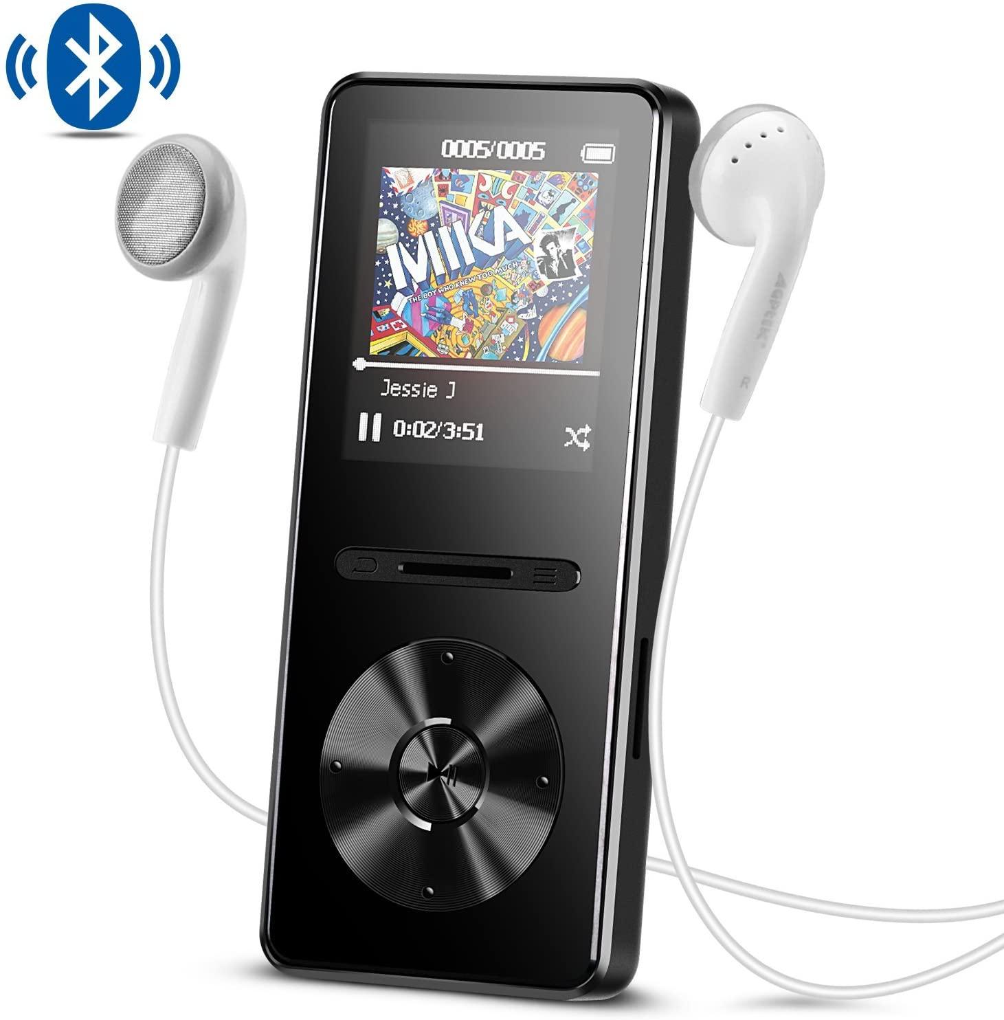 Reproductor MP3 8GB FM solo 8.55€