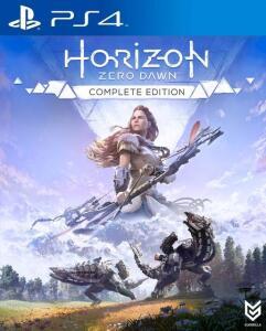 Horizon Zero Dawn Complete Edition PS4 (US) por solo 5,28€