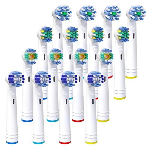 Recambios de cepillos de dientes