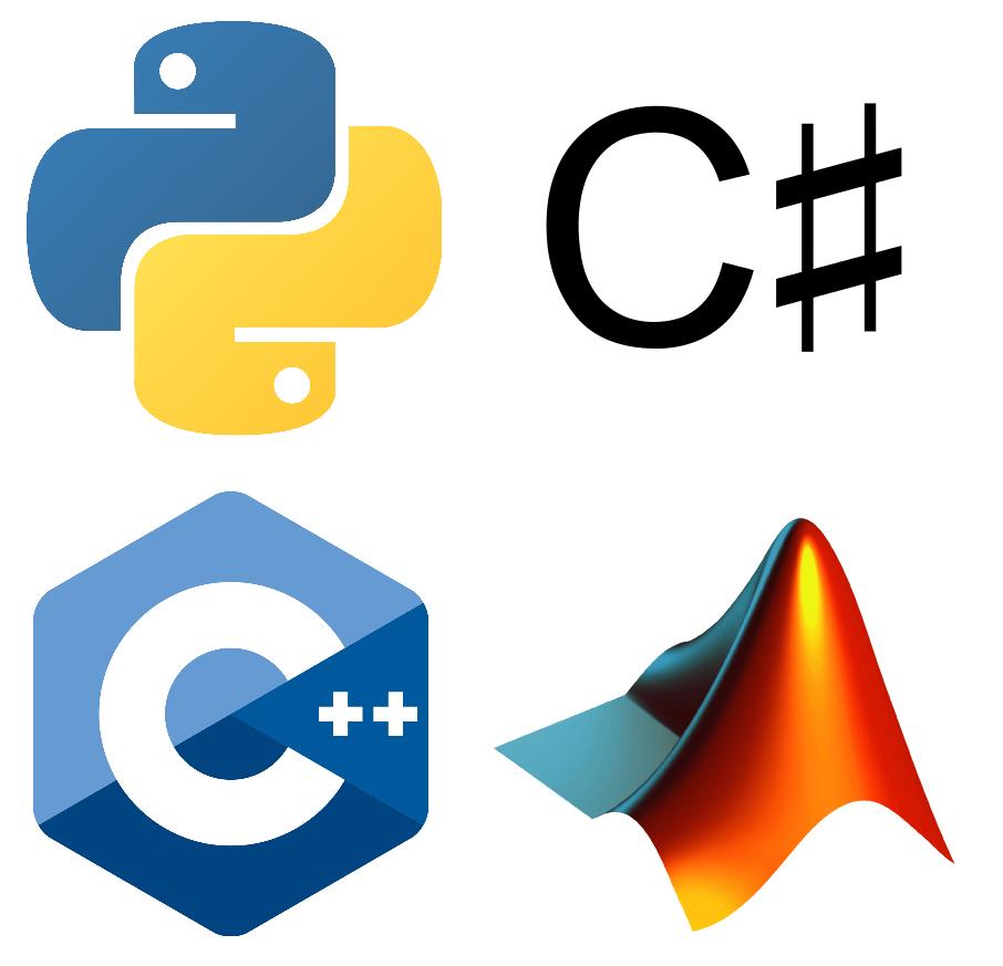 Cursos de C#, C++, SQL y Python en UDEMY