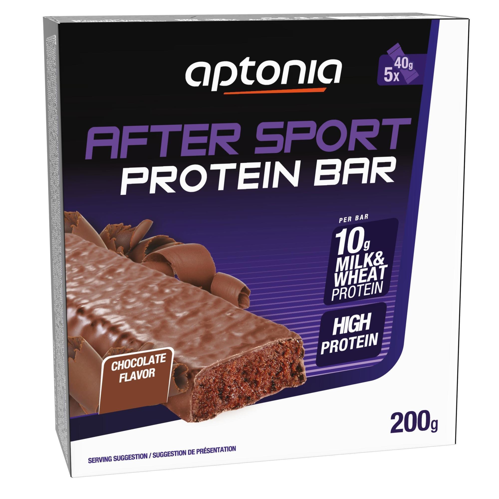 5 X BARRITA PROTEICA AFTER SPORT CHOCOLATE