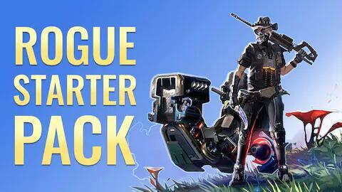 Gratis Pack de inicio Rogue - The Cycle
