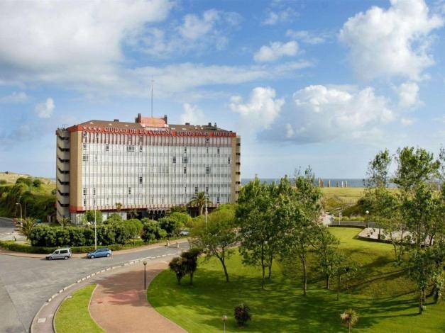 Hotel 4* Eurostars en la Coruña por 12€ la noche