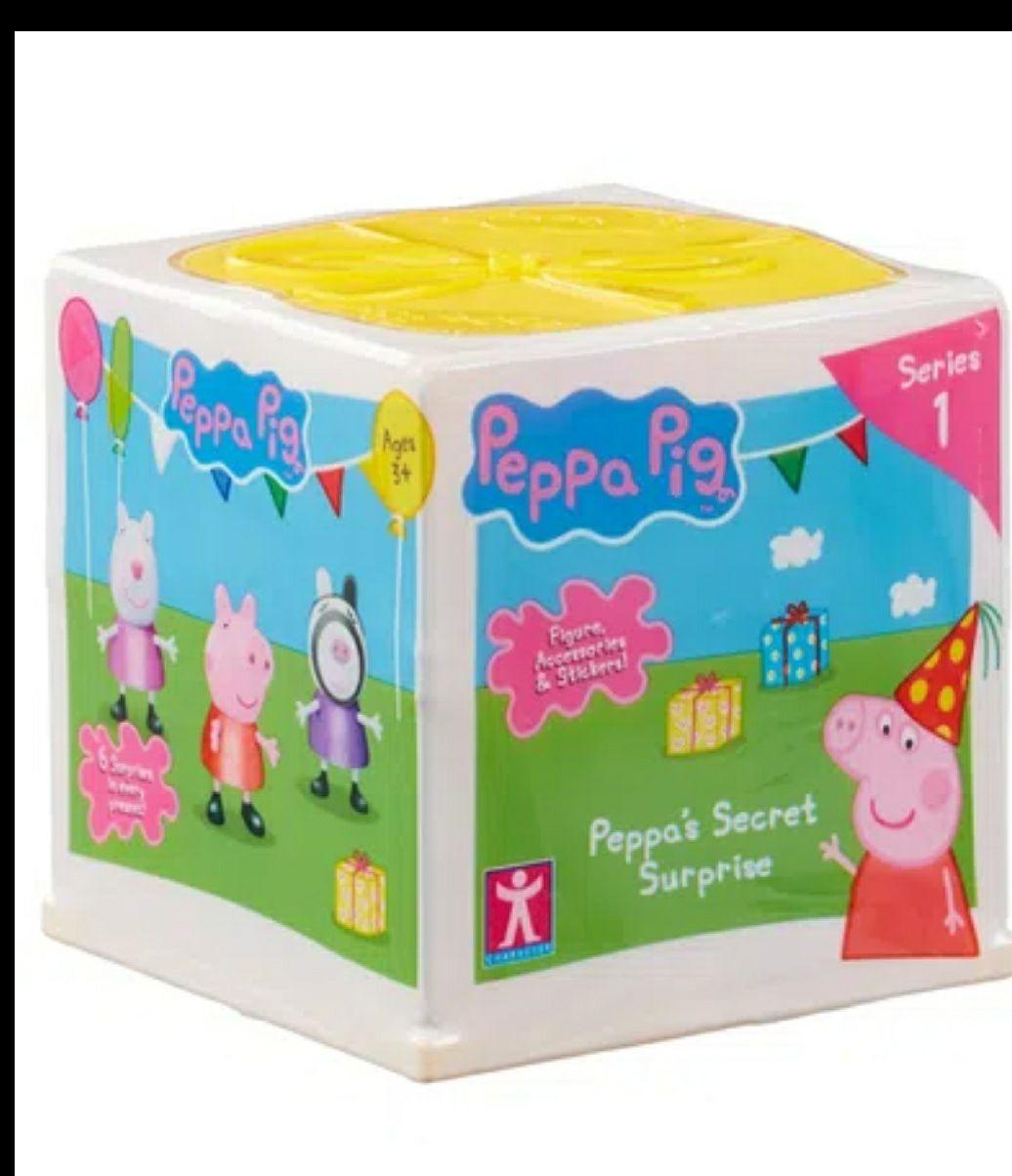 Peppa Pig Caja Sorpresa (bandai)