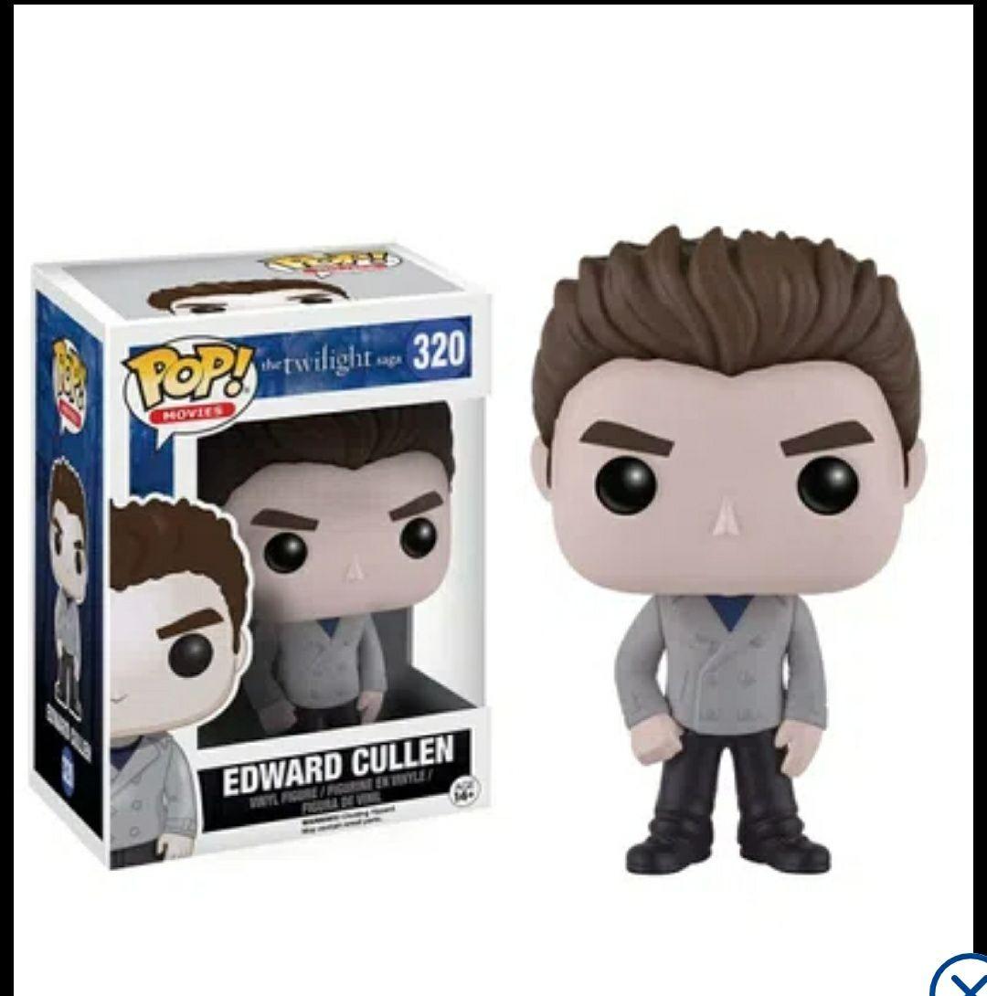 Funko POP Crepúsculo Edward Cullen
