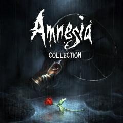 Amnesia collection para PS4 solo 3.7€