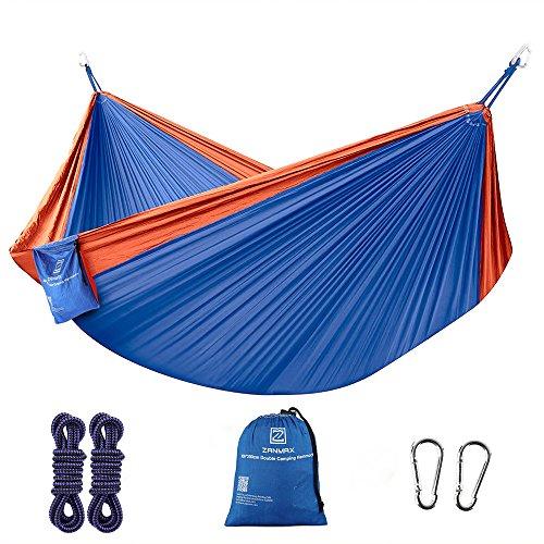 La Hamaca paracaídas, para camping, playa y montañita