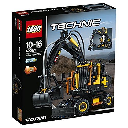 LEGO Technic - Volvo, Juegos de construcción, 1166 Piezas (42053)