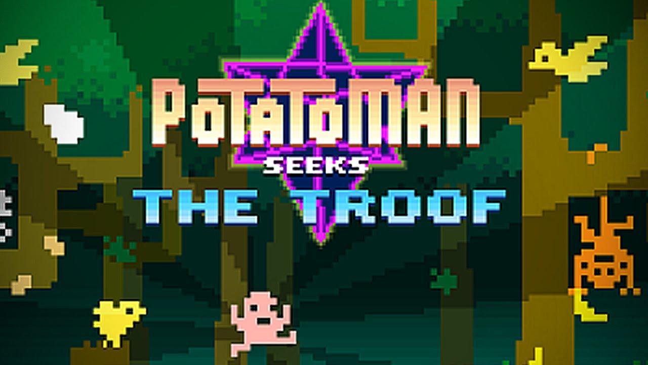 Potatoman Seeks The Troof a 0,01€ para Steam