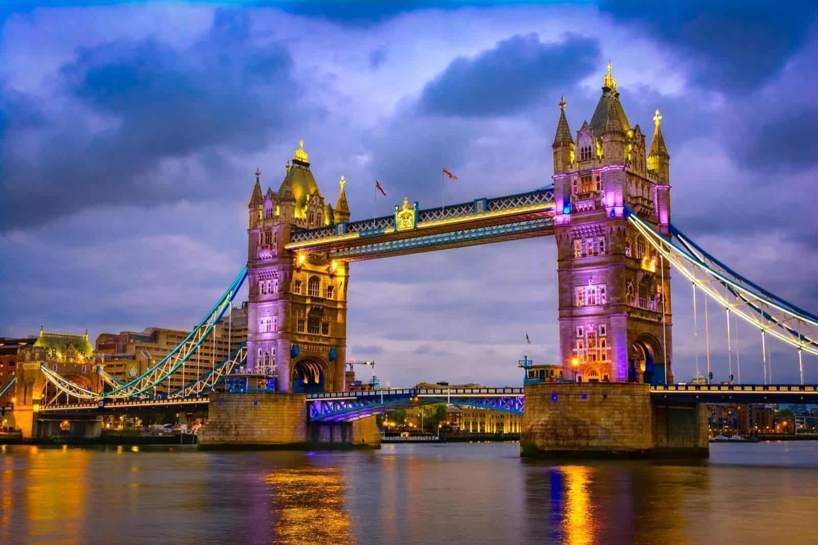 Vuelos a Londres por 20€ incluyendo tasas