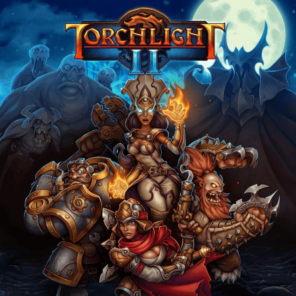 GRATIS en Epic Games: Torchlight II