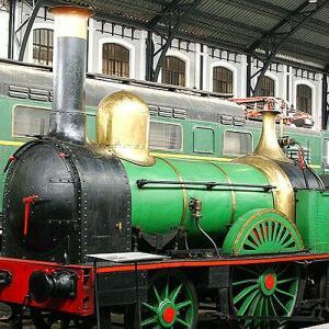 Museo del Ferrocarril Entrada Gratuita en Madrid