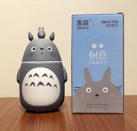Botellín térmico de Totoro - 300ml (dos modelos a elegir)