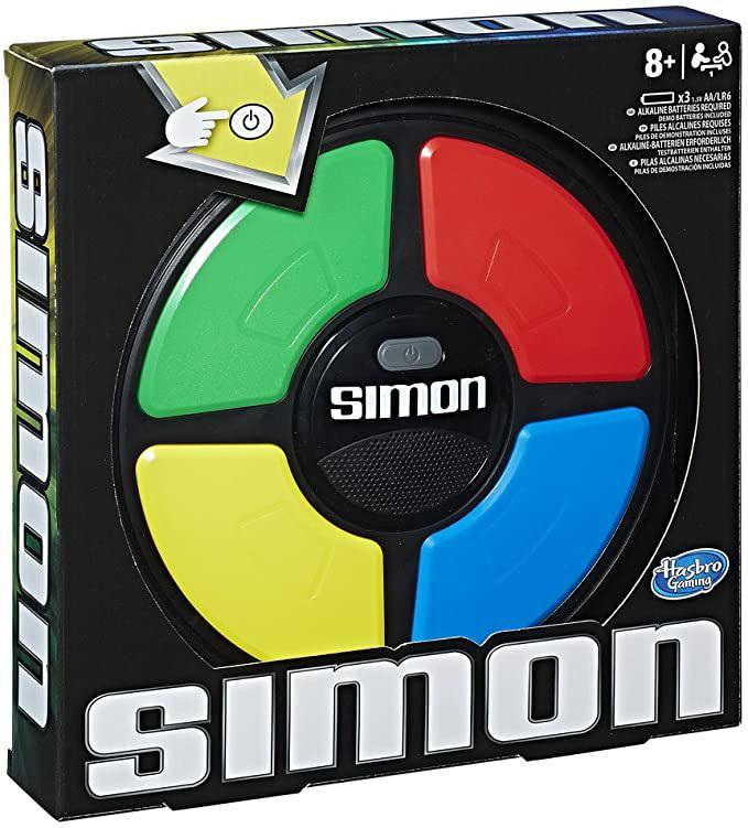 Hasbro Gaming Simon Classic