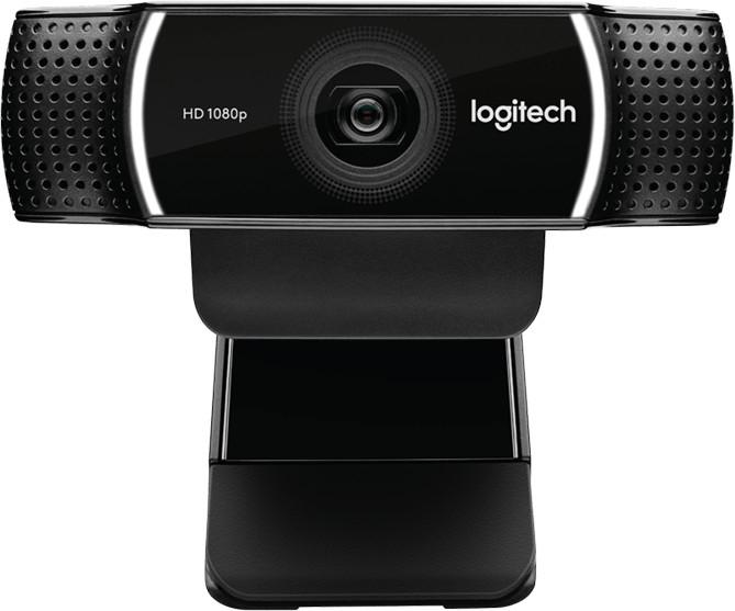 Logitech c922 Pro Stream webcam + tripode + 3 meses xsplit premium