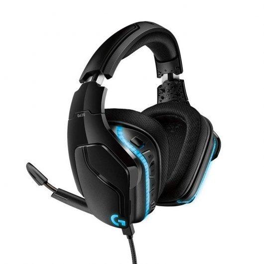 Logitech G635 Auriculares Gaming LightSync 7.1
