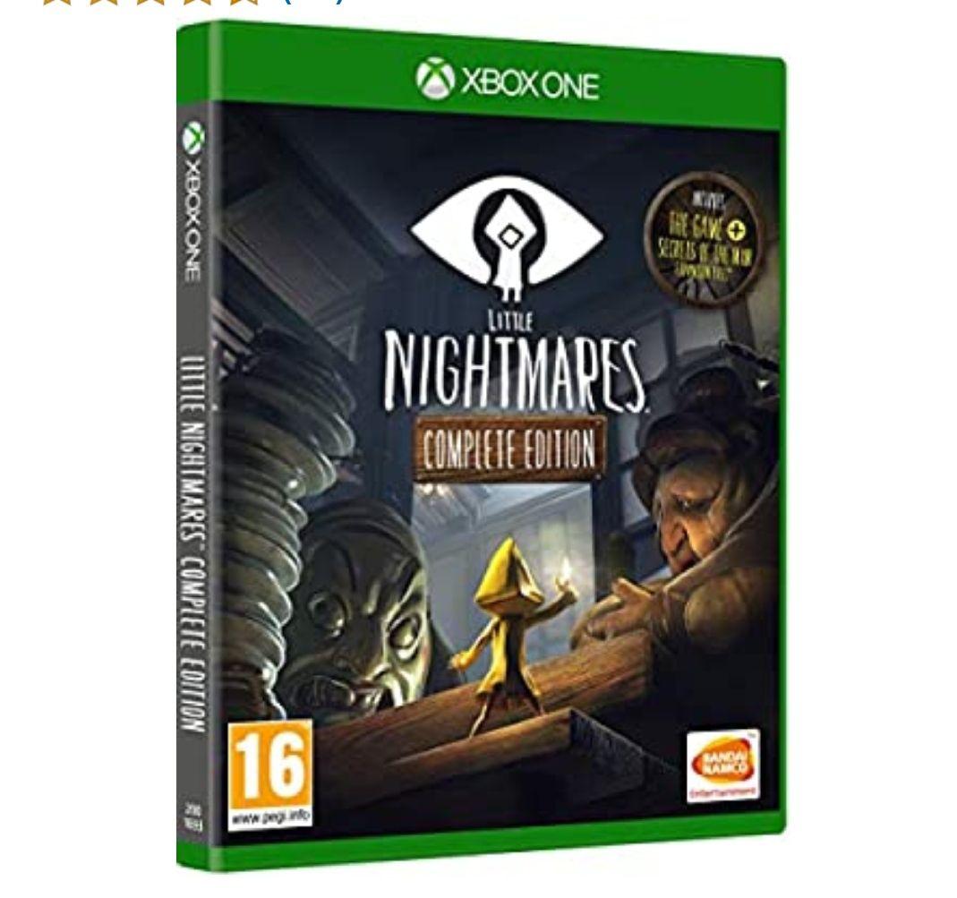 Little Nightmares Complete Edition - Xbox one *Mínimo* también en mediamarkt